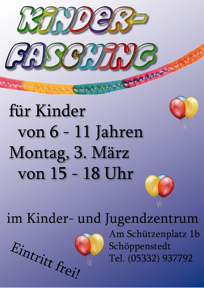 Kinderfasching2014